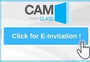 CAM Eurasia Glass in Istanbul, Turkey