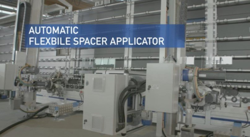 AUT. FLEXIBLE SPACER APPLICATOR