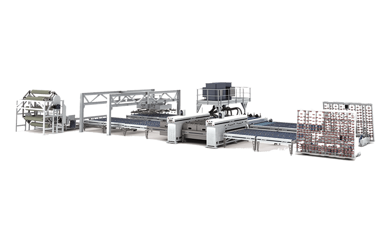 Forel – Laminating Line